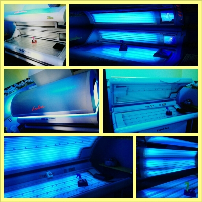 Tropical Tan Executive Line Tanning Beds