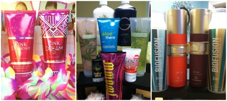 Tropical Tanning Lotions