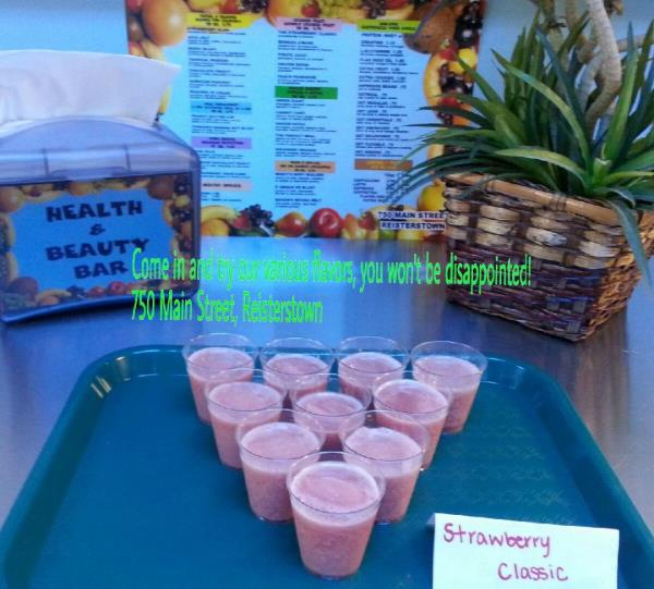 smoothies reisterstown md