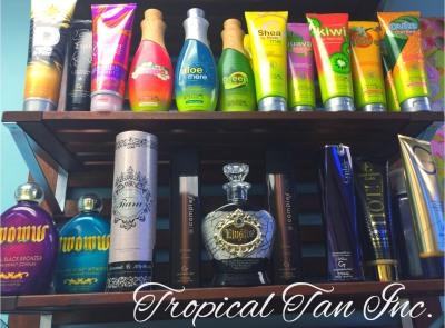 Tropical Tan Lotions